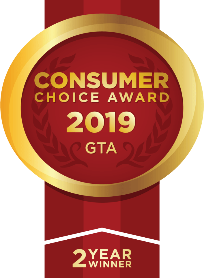 Consumer Choice Award, 2 year winner